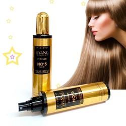 Xịt dưỡng tóc No5 Noir Luôdais
