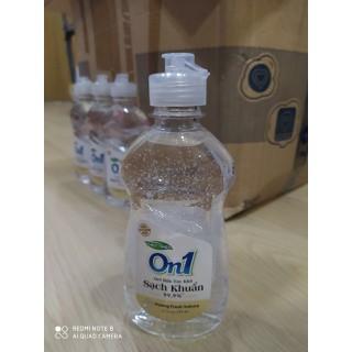 Gel rửa tay khô giá rẻ, Gel rửa tay du lịch, gel rửa tay loại nhỏ 250 ml, gel rửa tay tốt nhất - Gel02_2 thumbnail