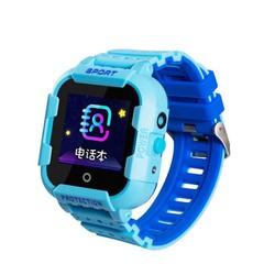 Đồng hồ định vị trẻ em Wonlex KT03 có camera, chống va đập kháng nước IP67 Xanh dương