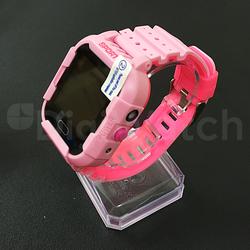 Đồng hồ định vị trẻ em Wonlex KT03 có camera, chống va đập kháng nước IP67 Hồng