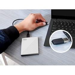 Ổ cứng di động Western Passport Ultra 4T Usb 3.1 mẫu 2020 vỏ kim loại