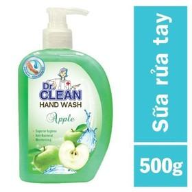 Sữa rửa tay DR CLEAN 500ml diệt vius phòng corona - giảm pvc 99k
