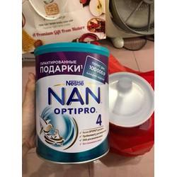 (kèm quà)Sữa Nan Nga 4 mẫu mới