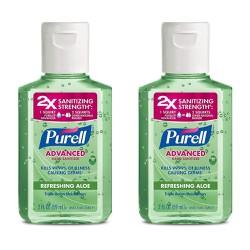 Nước rửa tay khô Purell Advanced Soothing gel 59ml
