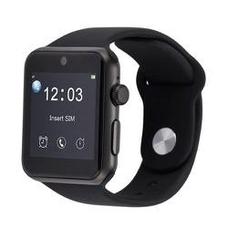 Đồng hồ thông minh DM09 bản bluetooth cho iphone android Đen