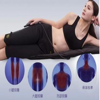 Nệm Ghế Massage Cơ Thể Trong Xe Hơi Cao Cấp - Nệm Ghế Massage - NMS1 thumbnail