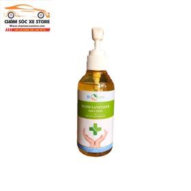 Nước rửa tay khô diệt virus, sạch khuẩn BIÓCOS HAND SANITIZER 150ml chamsocxestore - 510551