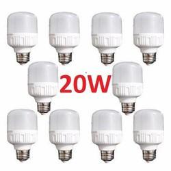 combo 5 bóng đèn LED-Bóng đèn LED 20w
