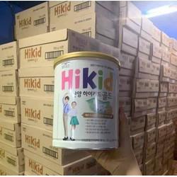 sữa hikid dê núi hàn quốc mẫu mới