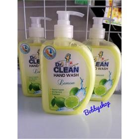 Nước rửa tay Dr Clean Chanh 500ml - dr500ml