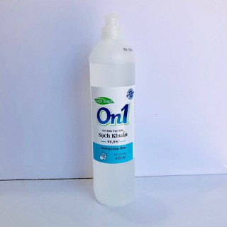 Gel rửa tay khô diệt khuẩn On1 450ml - MNC0457 thumbnail