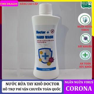 Nước rửa tay khô, gel rửa tay khô sát khuẩn Doctor + Hand Wash - DOCTOR +HAND WASH thumbnail