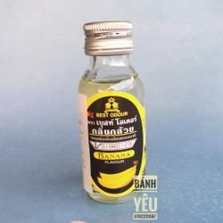 Hương chuối Thái Lan Best Odour 30ml