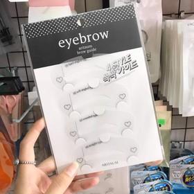 Khuôn chân mày Aritaum Eyebrow Brow Guide - Khuôn chân mày