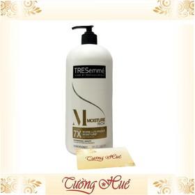 Dầu xả phục hồi tóc TRESemmé Moisture Rich Conditioner - 1.15L - Vàng - Xa-TRESemme-Vang-1150ml
