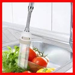 Vòi nước rửa bát tăng áp 3 chế độ nước xoay tiện dụng