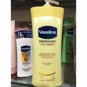 Sữa Dưỡng Thể Vaseline Intensive Care 725ml - SEN292
