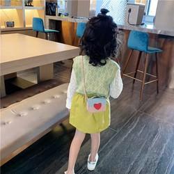 Thời trang trẻ em phụ kiện thời trang túi đeo chéo