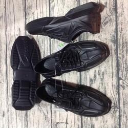Giày nhựa nam thể thao cột dây
