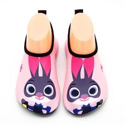 Giày đi biển chống trơn hình con thỏ cho bé