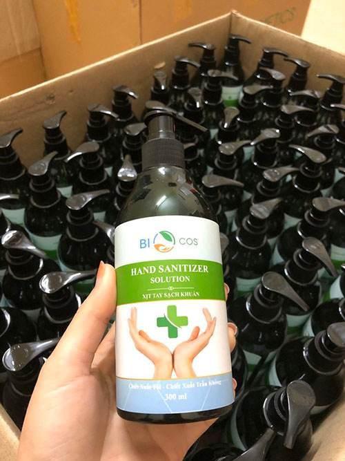 Nước Rửa Tay Khô Sạch Khuẩn 300ml diệt khuẩn, an toàn, dễ chịu - ruatay-tadasa-tons-hcm 7