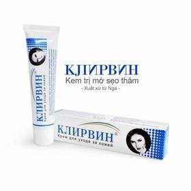 kem trị sẹo Nga klivrin  - 59