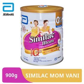 [Hà Nội] Sữa bột Similac Mom hương vani 900g - SIM016332
