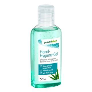 GEL RỬA TAY KHÔ Hand-Hygiene-Gel 50 ml thêm tích chất lô hội - Hàng xách tay nội địa Đức - Hand-Hygiene-Gel 50 ml thumbnail
