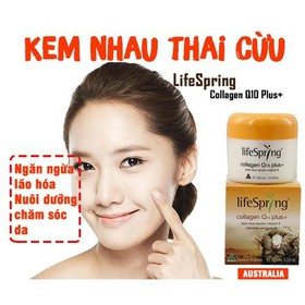 KEM NHAU THAI CỪU LIFESPRING COLLAGENQ10 PLUS - BM0175-1