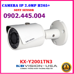Camera IP 2.0MP KBVISION KX-Y2001TN3, chip sony