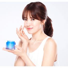 Mặt nạ ngủ Hàn Quốc thải độc tố,cấp nước,dưỡng trắng,chống lão hóa da - Mặt nạ ngủ 15ml