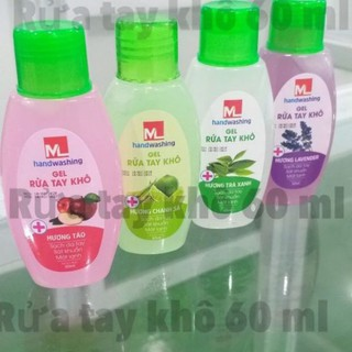 combo 3 chai gel rửa tay khô - combo 3 chai gel rửa tay khô thumbnail