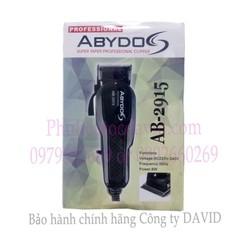 Tông đơ cắt tóc ABydos 2915