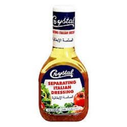 Sốt Salad Ý Crystal Chai 236ml
