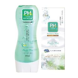 Dung dịch vệ sinh phụ nữ PH Care hương bạc hà, hương hoa 150ml hàng Nhật Bản