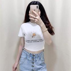 áo croptop nữ