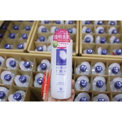 Nước Hoa Hồng Dưỡng Sáng Da Momotani White Moisture Lotion 500ml