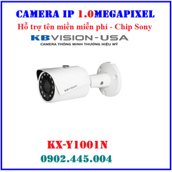 Camera IP 1MP KBVISION KX-Y1001N, chip sony