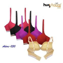 Áo Ngực USA Hugadore Mút Vừa-Chân Sọc 030