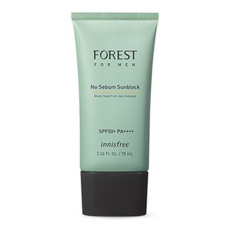 Kem Chống Nắng Kiềm Dầu Dành Cho Nam In nisfree Forest For Men No Sebum Sunblock SPF50+ 70ml - SUNSCREEN-I-Forest thumbnail