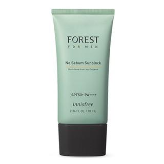 Kem Chống Nắng Kiềm Dầu Dành Cho Nam In nisfree Forest For Men No Sebum Sunblock SPF50+ 70ml - SUNSCREEN-I-Forest 1