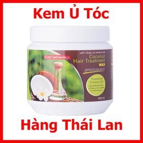 Kem ủ tóc - ủ tóc dừa non