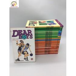 Truyện Tranh Dear Boys 27 Tập