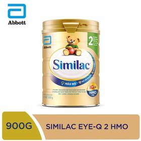 [Hà Nội] Sữa bột Similac IQ 2 HMO hương vani 900g - SIM016343