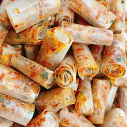 Bánh Tráng Cuốn Thập Cẩm - Tôm Hành 250gr