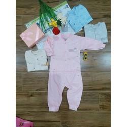 [Kiểm hàng] Quần áo trẻ em| Quần áo trẻ em|Combo 2 bộ noubaby thu dài tay cho các bé