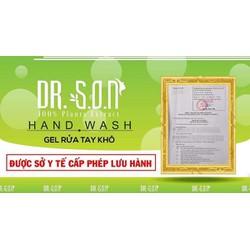 GEL Nước rửa tay khô diệt khuẩn giá rẻ 5 chai 125k