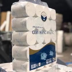 [miễn phí vc toàn quốc] combo 20 cuộn giấy vệ sinh - không lõi siêu dai