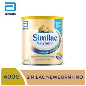[Hà Nội] Sữa bột Similac Newborn IQ HMO 400g - SIM016340