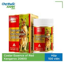 Costar Essence of Red Kanga 20800mg cân bằng sức khỏe nam giới